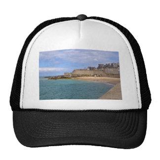 Saint-Malo in France Trucker Hat