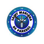 Saint Mariana De Paredes Clocks