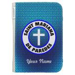 Saint Mariana De Paredes Kindle 3 Case