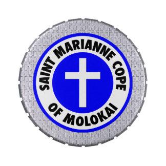 Saint Marianne Cope of Molokai Candy Tins