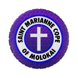 Saint Marianne Cope of Molokai Jelly Belly Tin