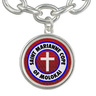 Saint Marianne Cope of Molokai Charm Bracelet
