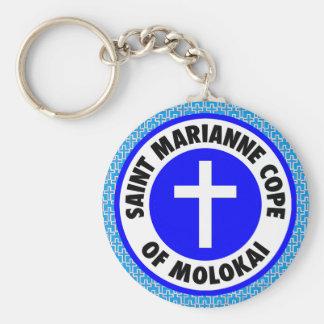Saint Marianne Cope of Molokai Keychain