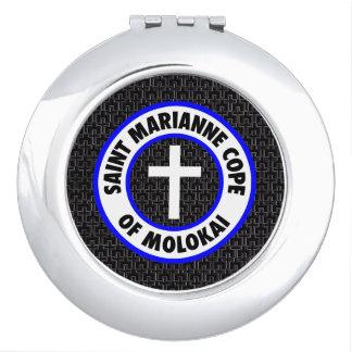 Saint Marianne Cope of Molokai Mirror For Makeup