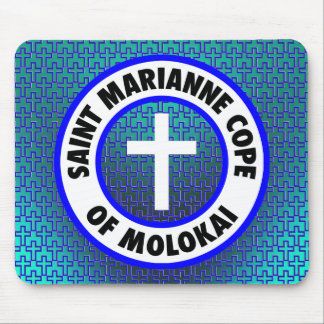 Saint Marianne Cope of Molokai Mouse Pad