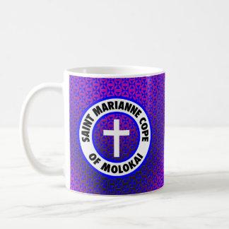 Saint Marianne Cope of Molokai Coffee Mugs