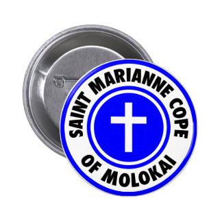 Saint Marianne Cope of Molokai Pin