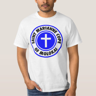 Saint Marianne Cope of Molokai T-Shirt