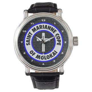 Saint Marianne Cope of Molokai Wrist Watches