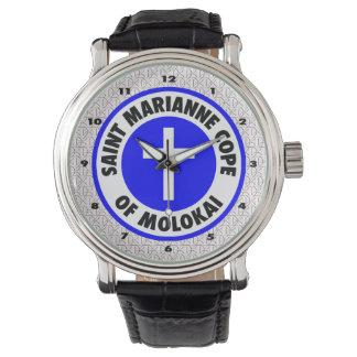 Saint Marianne Cope of Molokai Wristwatches