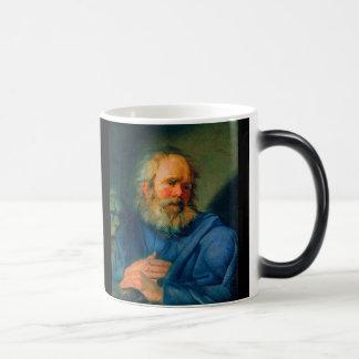 Saint Mark – Portrait of an Evangelist Magic Mug