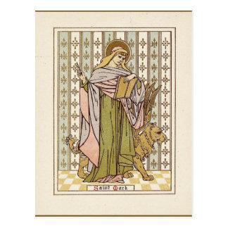 Saint Mark Postcard