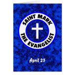 Saint Mark the Evangelist Cards