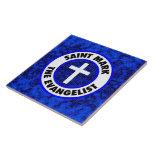 Saint Mark the Evangelist Tiles
