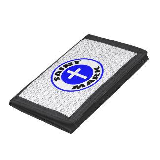 Saint Mark Trifold Wallet