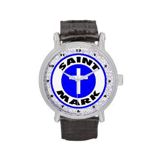 Saint Mark Wrist Watches