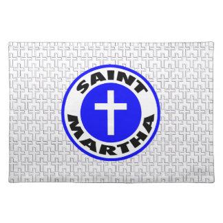 Saint Martha Placemat