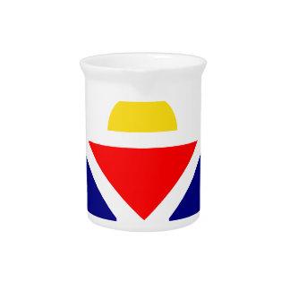 saint-martin-Flag Drink Pitcher