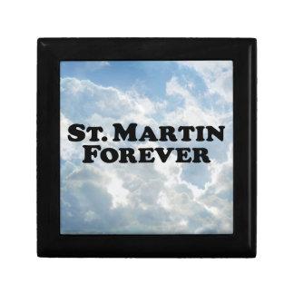 Saint Martin Forever - Basic Jewelry Boxes
