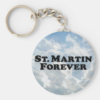 Saint Martin Forever - Basic Keychain