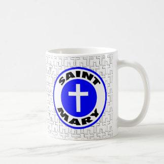 Saint Mary Coffee Mug