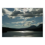 Saint Mary Lake I at Glacier National Park Card