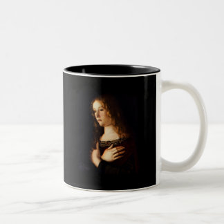 Saint Mary Magdalene - Bellini Two-Tone Coffee Mug