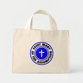 Saint Mary of the Assumption Mini Tote Bag