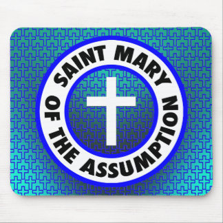 Saint Mary of the Assumption Mouse Pad