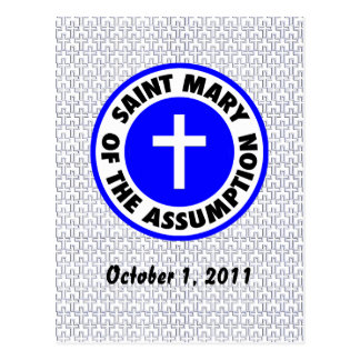 Saint Mary of the Assumption Postcard