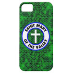 Saint Mary of the Valley iPhone 5 Cases