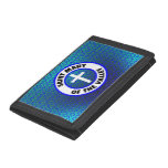Saint Mary of the Valley Tri-fold Wallets