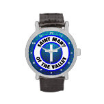 Saint Mary of the Valley Wristwatches