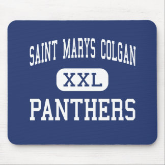 Saint Marys Colgan - Panthers - High - Pittsburg Mouse Mats