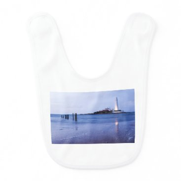 Saint Mary's Lighthouse at Whitley Bay Bib