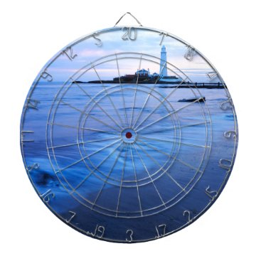 Saint Mary's Lighthouse at Whitley Bay Dart Board