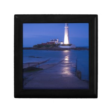 Saint Mary's Lighthouse at Whitley Bay Gift Box