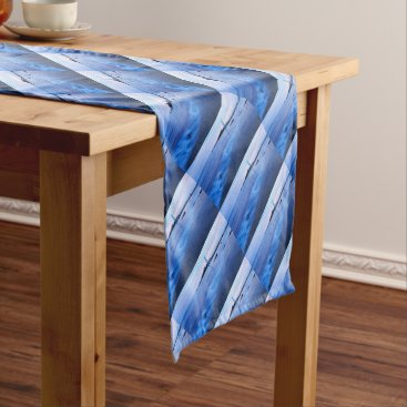 Saint Mary's Lighthouse at Whitley Bay Short Table Runner