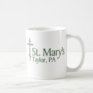 Saint Mary's Taylor Basic Mug