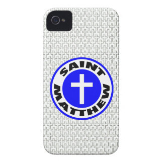 Saint Matthew Case-Mate iPhone 4 Case