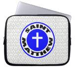 Saint Matthew Computer Sleeve