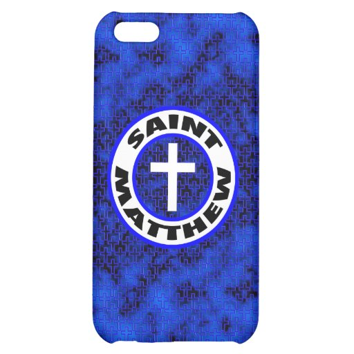 Saint Matthew Cover For iPhone 5C