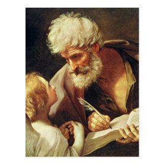 Saint Matthew Postcard