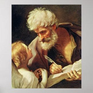 Saint Matthew Poster