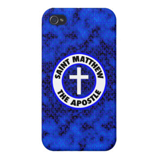 Saint Matthew the Apostle Covers For iPhone 4