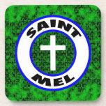 Saint Mel Beverage Coaster