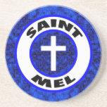 Saint Mel Beverage Coasters