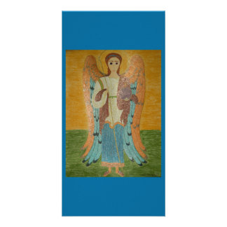 Saint Michael Card