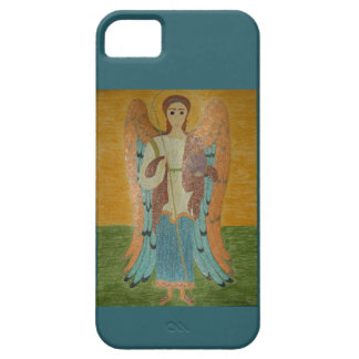 Saint Michael iPhone 5 Cases