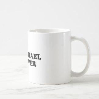 Saint Michael Forever - Basic Coffee Mug